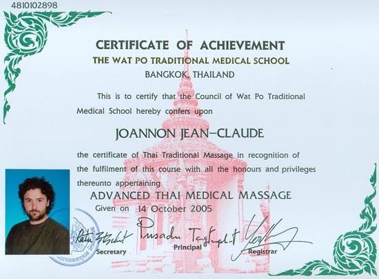 Advanced Thai Medical Massage